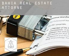 Bahia  real estate attorney