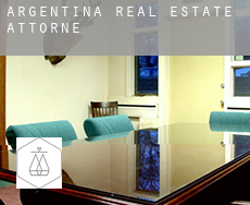 Argentina  real estate attorney