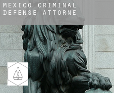 Mexico  criminal defense attorney
